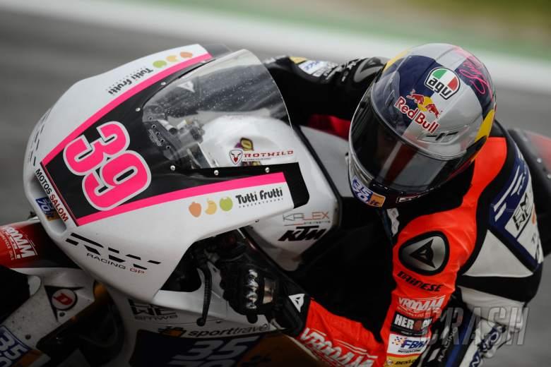 Salom, San Marino Moto3 2012