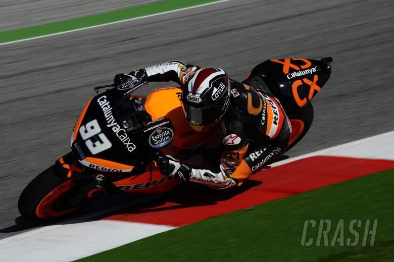 Marquez, San Marino Moto2 2012