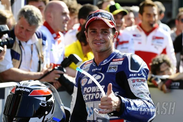 De Puniet, San Marino MotoGP Race 2012
