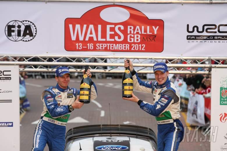 ,  - Jari-Matti Latvala (FIN) Miikka Anttila (FIN), Ford Fiesta RS WRC, Ford World Rally Team