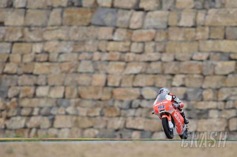 Folger, Aragon Moto3 2012