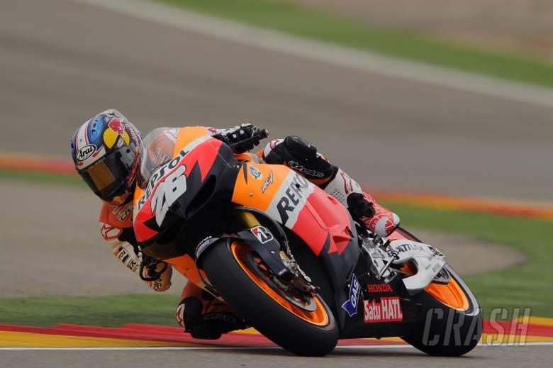 , , Pedrosa, Aragon MotoGP 2012