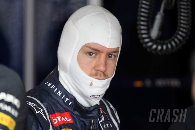 06.10.2012- Free Practice 3, Sebastian Vettel (GER) Red Bull Racing RB8