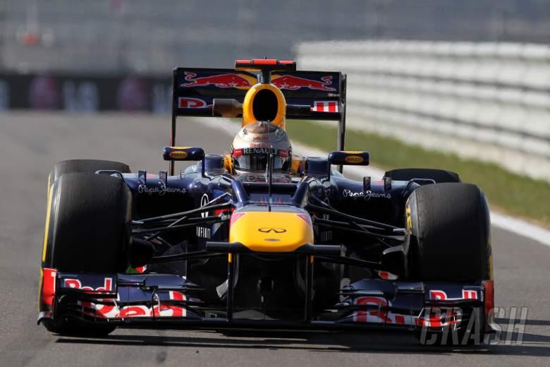 12.10.2012-  Free Practice 2, Sebastian Vettel (GER) Red Bull Racing RB8