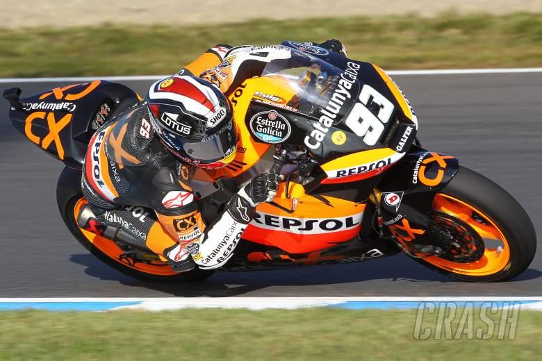 Marquez, Moto2, Japanese MotoGP 2012