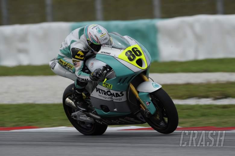 , , Syahrin, Malaysian Moto2 2012