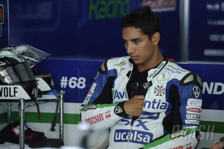 Yonny Hernandez, Malaysian MotoGP 2012