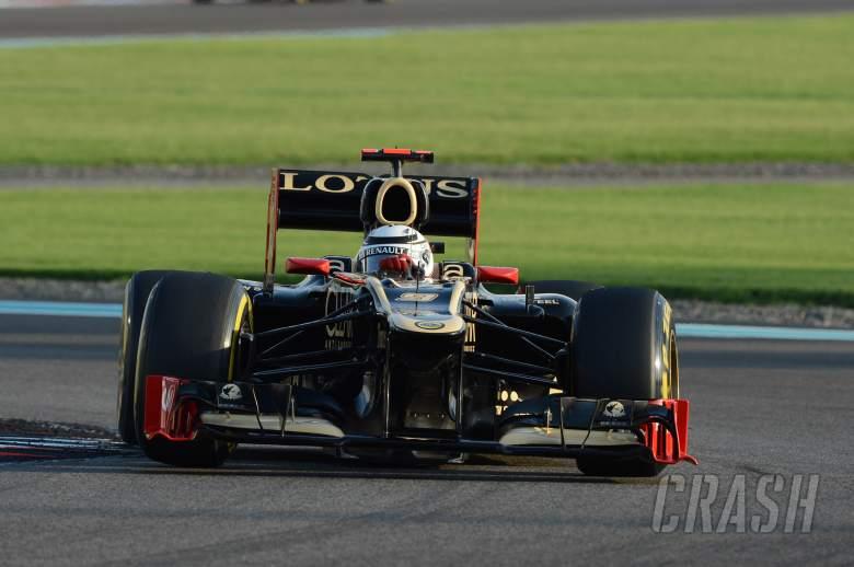 , , Race: Kimi Raikkonen (FIN) Lotus F1 Team E20