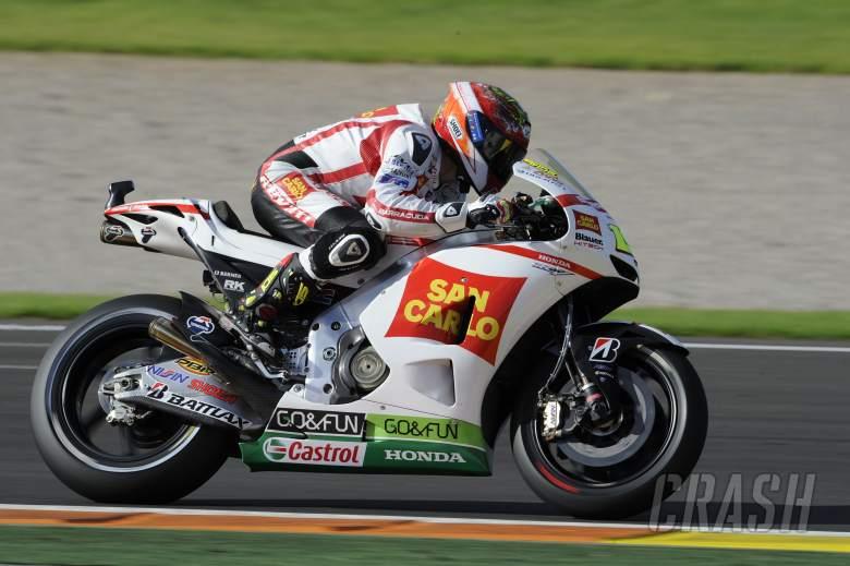 Bautista, Valencia MotoGP 2012
