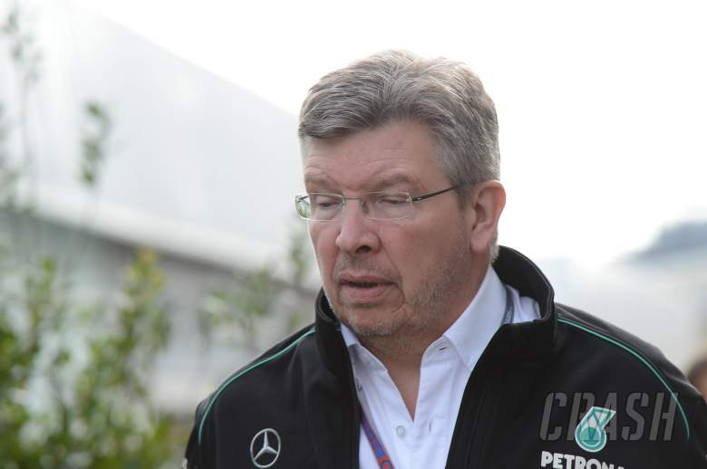 15.11.2012 - Ross Brawn (GBR), Team Principal, Mercedes GP