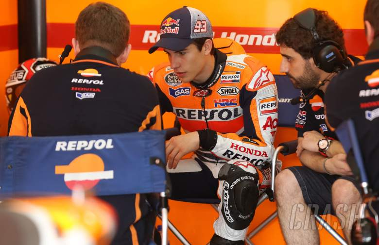 Marquez, Sepang 1 tests, February 2013