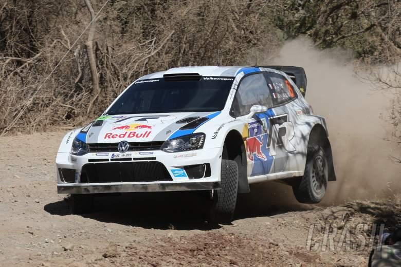 Sebastien OGIER (FRA) - Julien INGRASSIA (FRA) Volkswagen Polo R WRC, Volkswagen Motorsport