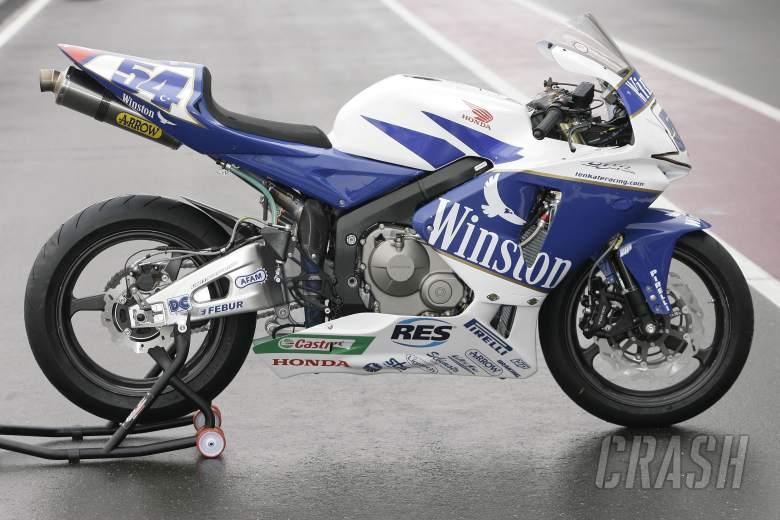 , , Sofuoglu`s Winston Ten Kate Honda CBR600RR, WSS Qatar, 2006