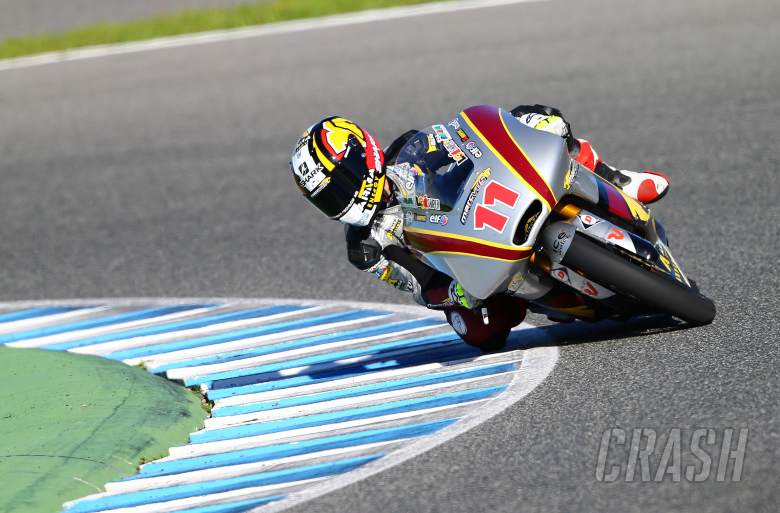 Loi, Jerez MotoGP tests, March 2013
