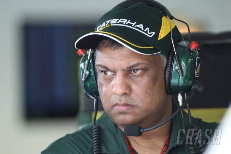 ,  - 23.03.2013- Qualifying, Tony Fernandes (MAL) Caterham F1 Team