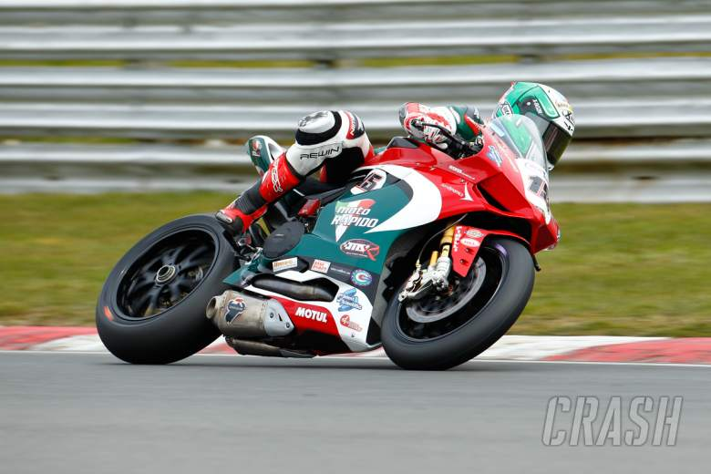 ,  - Matteo Baiocco Rapido Sport Racing - picture credit: Ian Hopgood Photography