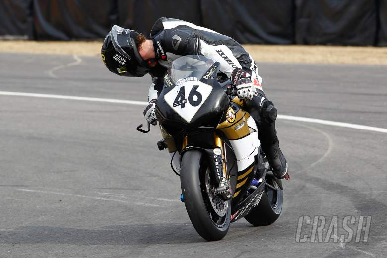 Tommy Bridewell Bathams Honda - Ian Hopgood Photography