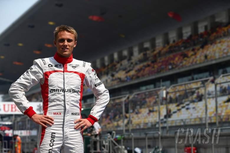 12.04.2013- Free Practice 2, Max Chilton (GBR), Marussia F1 Team MR02