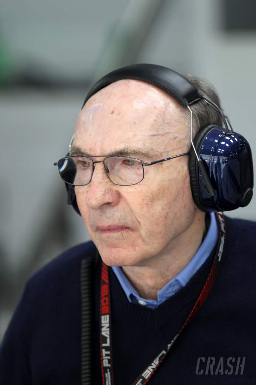 ,  - 20.04.2012- Free Practice 3, Sir Frank Williams(gbr),Team Principal Williams F1 Team