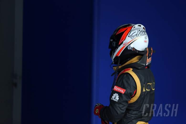 ,  - 20.04.2012- Qualifying, Kimi Raikkonen (FIN) Lotus F1 Team E21