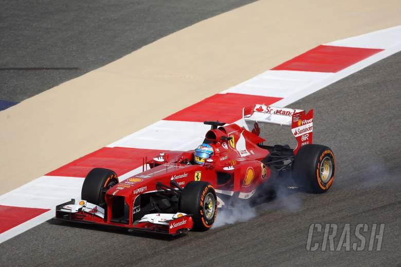 ,  - 21.04.2013- Race, Fernando Alonso (ESP) Scuderia Ferrari F138