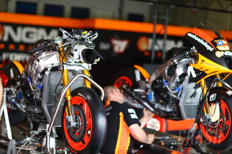 , , Edwards bike, Spanish MotoGP 2013