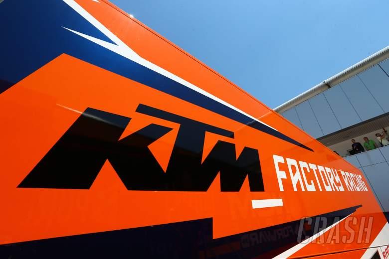 ,  - KTM truck, Moto3, Spanish MotoGP 2013