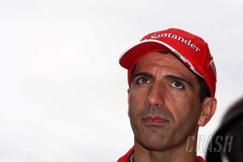 ,  - 09.05.2013- Marc Gene (ESP), Test Driver Scuderia Ferrari