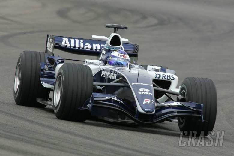 Nico Rosberg - Williams-Cosworth FW28