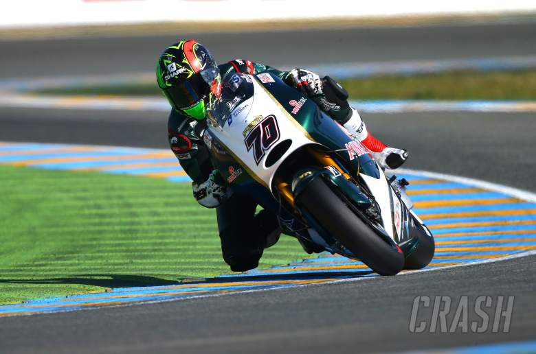 Michael Laverty, French MotoGP 2013