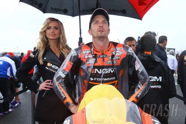 Edwards, MotoGP race, French MotoGP 2013