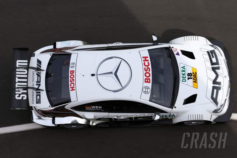 Pascal Wehrlein (GER) Mercedes AMG DTM Mercedes AMG C Coupe