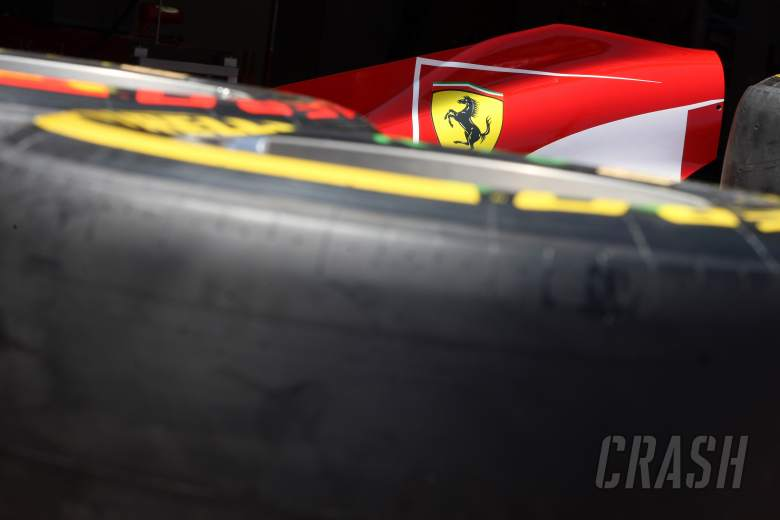 22.05.2013- Pirelli Tyres of Ferrari