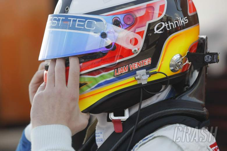 Liam Venter (RSA) Team West Tec Dallara Toyota