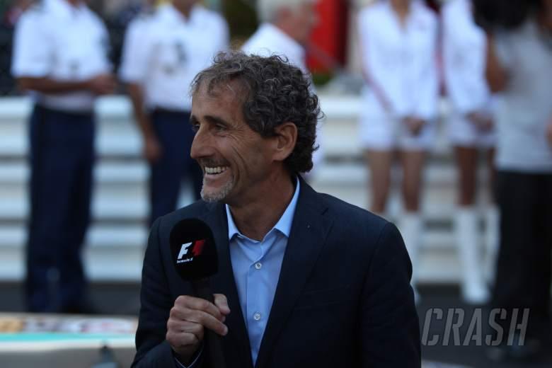 ,  - 26.05.2013- Race, Alain Prost (FRA), F1 driver former