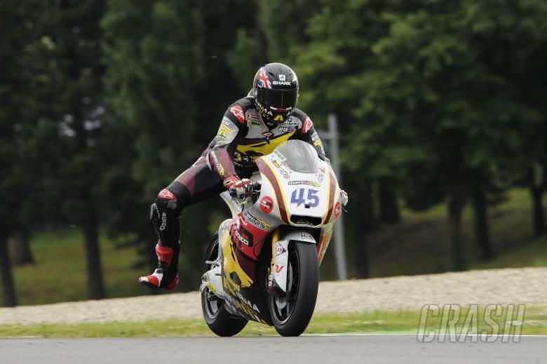 , , Redding, Braking, Italian Moto2 2013