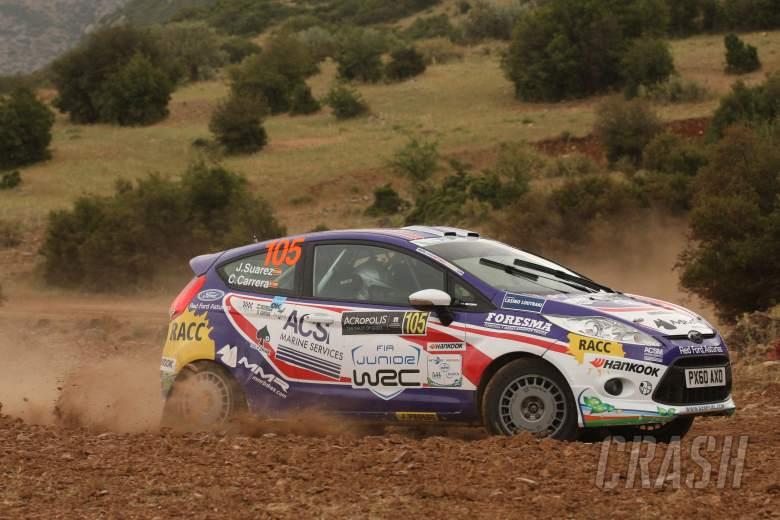 ,  - Jose Suarez (ESP) Candido Carrera (ESP), Ford Fiesta R2
