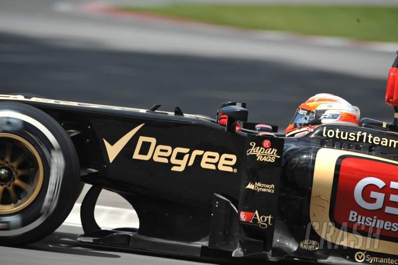 : 09.06.2013- Race, Romain Grosjean (FRA) Lotus F1 Team E213