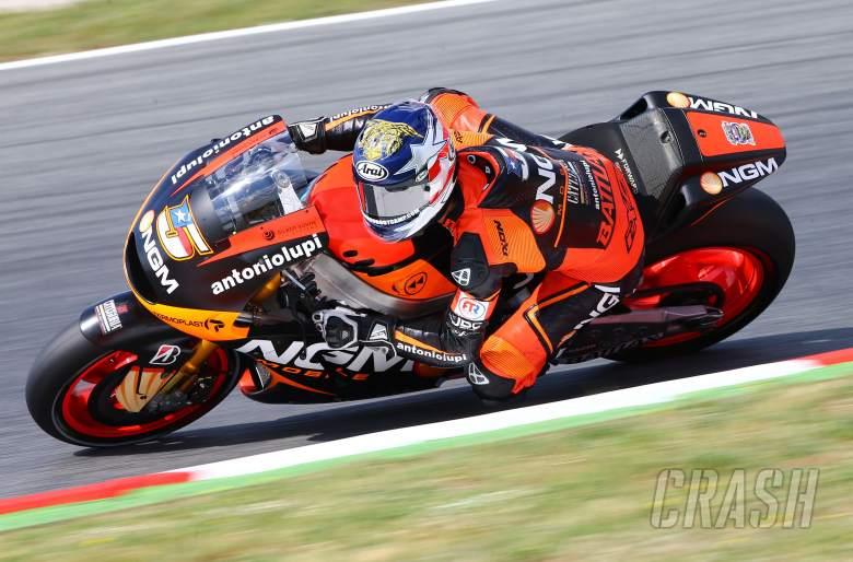 , - Edwards, Catalunya MotoGP 2013