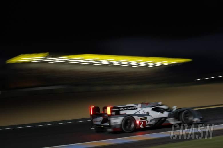Tom Kristensen / Loic Duval / Allan McNish Audi R18 e-tron quattro