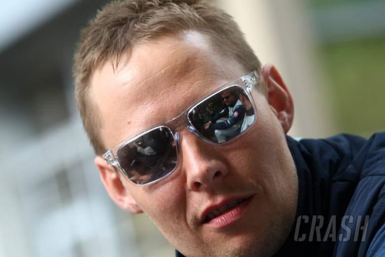 Allan Simonsen Aston Martin Racing Aston Martin Vantage V8