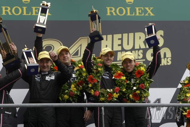 , , Bertrand Baguette / Ricardo Gonzalez / Martin Plowman OAK Racing Morgan Nissan