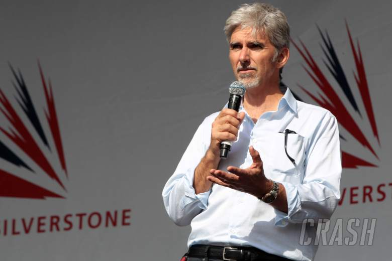 ,  - Damon Hill (GBR)