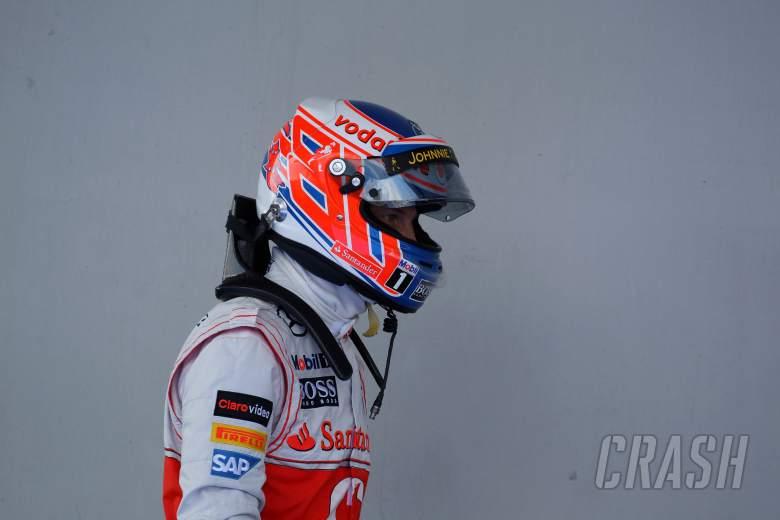 06.07.2013- Qualifying, Jenson Button (GBR) McLaren Mercedes MP4-28