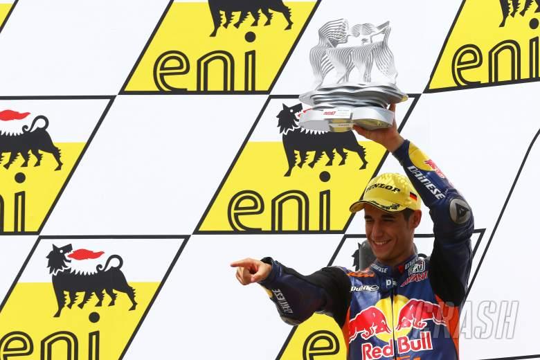 Salom, Moto3 race, German MotoGP 2013