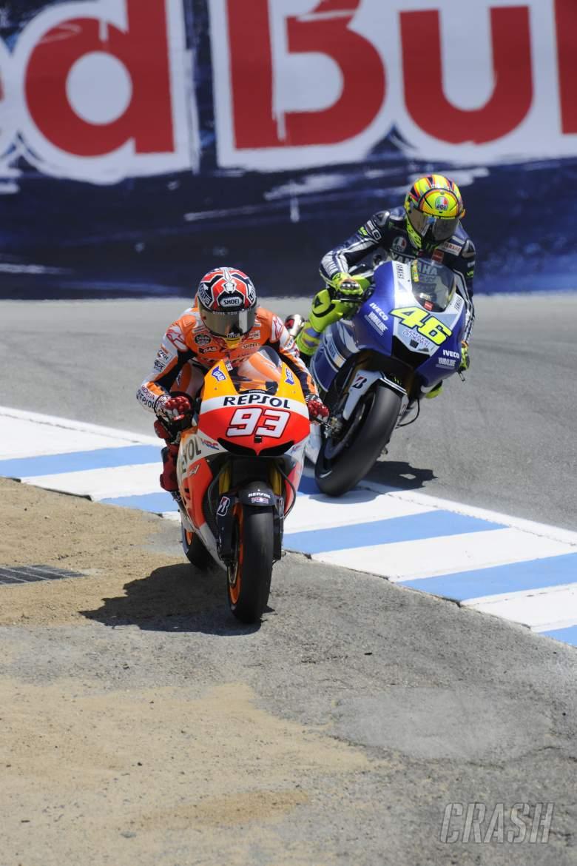 , , Marquez passes Rossi, U.S.MotoGP 2013