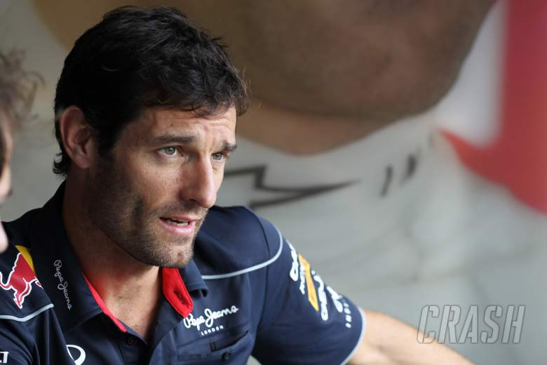 25.07.2013- Mark Webber (AUS) Red Bull Racing RB9