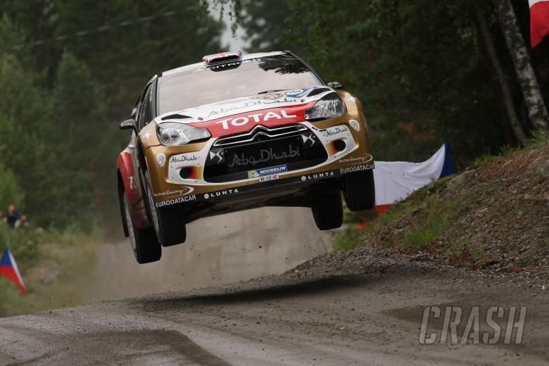 ,  - Kris Meeke (GB) Chris Patterson (GBR), Citroen DS3 WRC