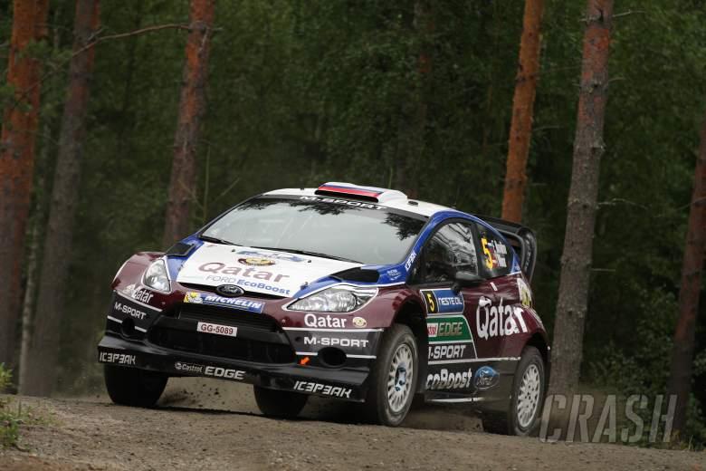 ,  - Evgeny Novikov, Ilka Minor (Ford Fiesta WRC #5, Qatar M-Sport WRT)