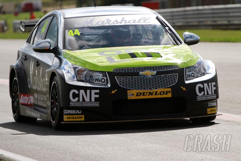Andy Neate (GBR) IP Tech Race Engineering Chevrolet Cruze